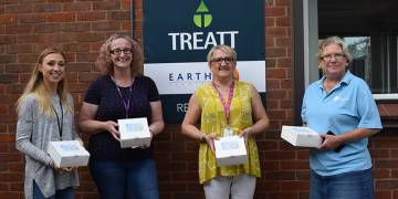 A real Treatt – and all for a good cause