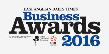 Finalist of regional business awards