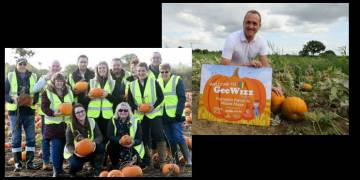 GeeWizz Pumpkin Patch & Maize Maze