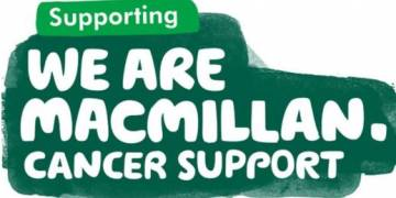 Macmillan Coffee Morning 2020