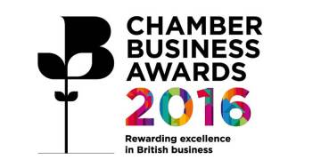 Our success at 2016 British Chamber Business Awards