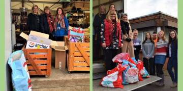 Reverse Advent Calendar for Gatehouse Foodbank