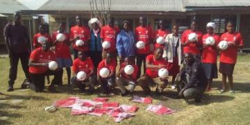 Treatt on target with request for Liverpool FC to help Kenyan orphanage