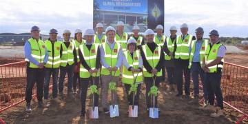 New Global Headquarters Ground Breaking Celebrations