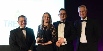 Treatt Wins Business of the Year Award